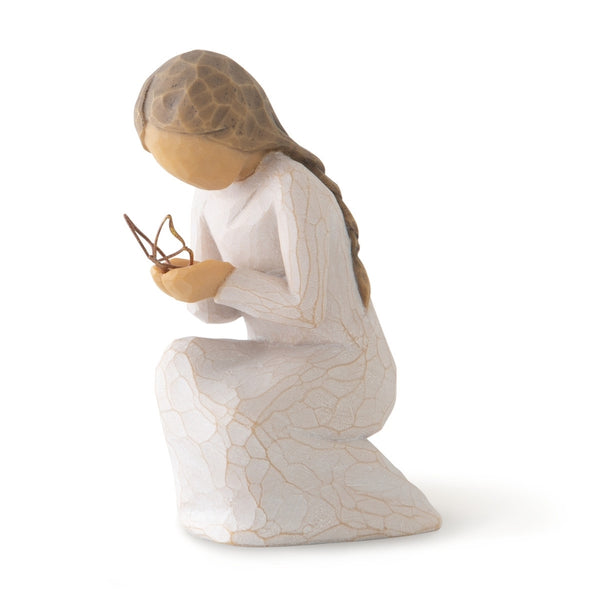 Quiet Wonder Willow Tree® Figurine Sculpted by Susan Lordi