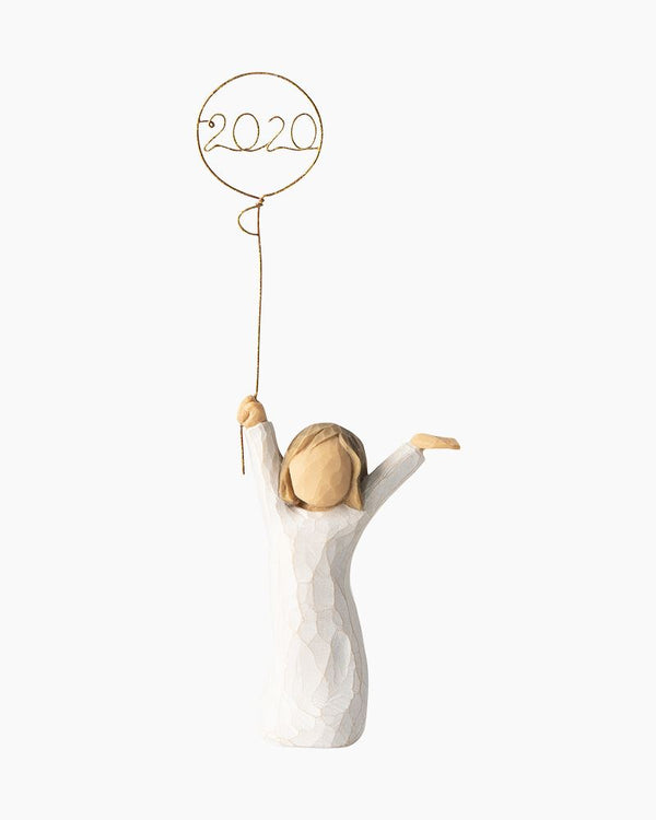 2020 Dated Willow Tree® Here's To You Figure Sculpted by Susan Lordi