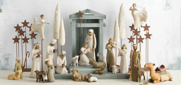 Complete Willow Tree® Nativity by Susan Lordi Bundle