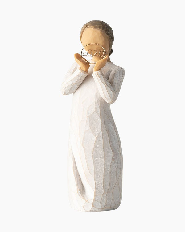 2020 Dated Willow Tree® Reflections Figure Sculpted by Susan Lordi