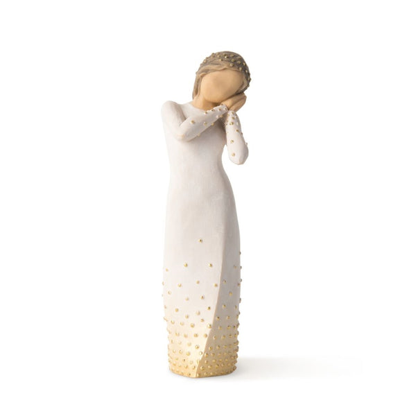 Wishing Willow Tree® Figurine Sculpted by Susan Lordi