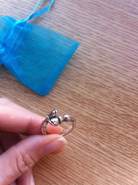 Horseshoe Ring 2 pieces
