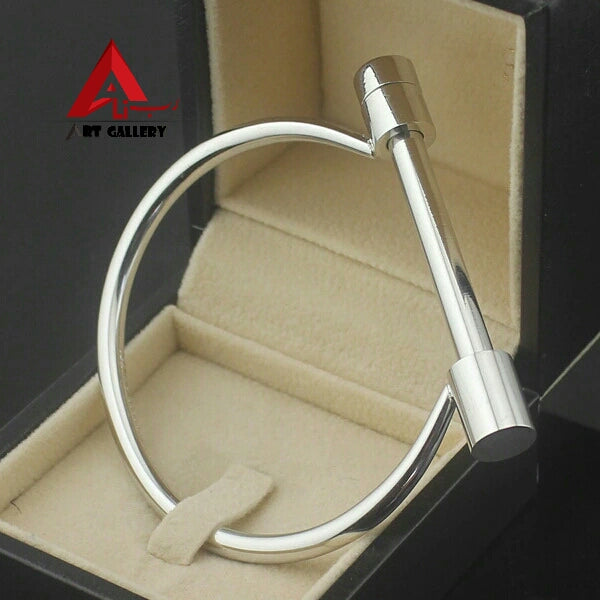 Horseshoe Cuff Bangle