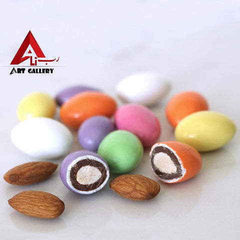 Irani Almond milk Sweet candies
