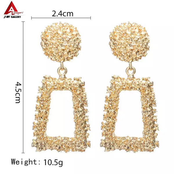 Newest Fashion Earrings For Women European Design Drop Earrings