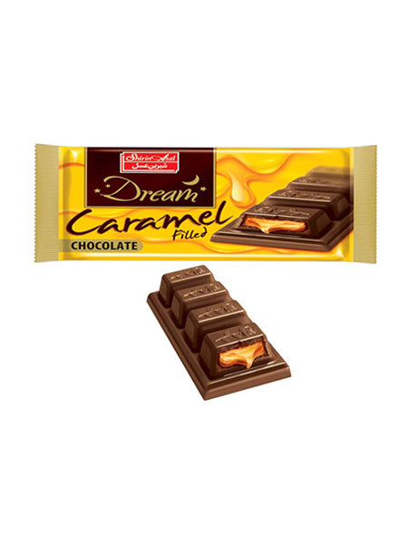 Dream Caramel Chocolate Of Iran 24 Pieces
