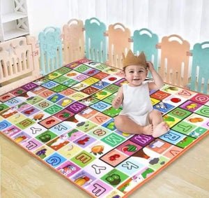 Double sided Baby play & Crawling mat