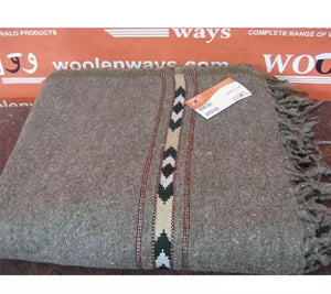 Chitrali Woolen Shawl For Man.