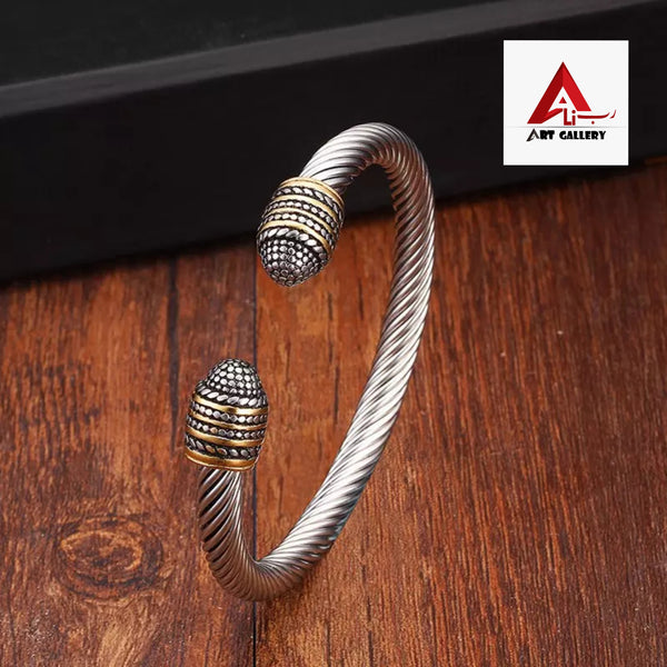 Stainless Steel Cufg Bangle Bracelet