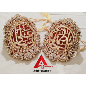 Wedding Imam Zamin Pair