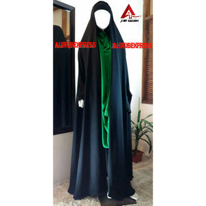 Irani Chadar Abaya With Sleevs