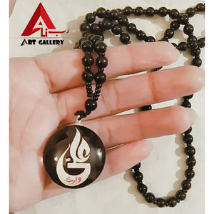 3D Ali Waris Locket 3 pieces