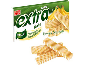 Banana Wafer Of Iran 10 packets