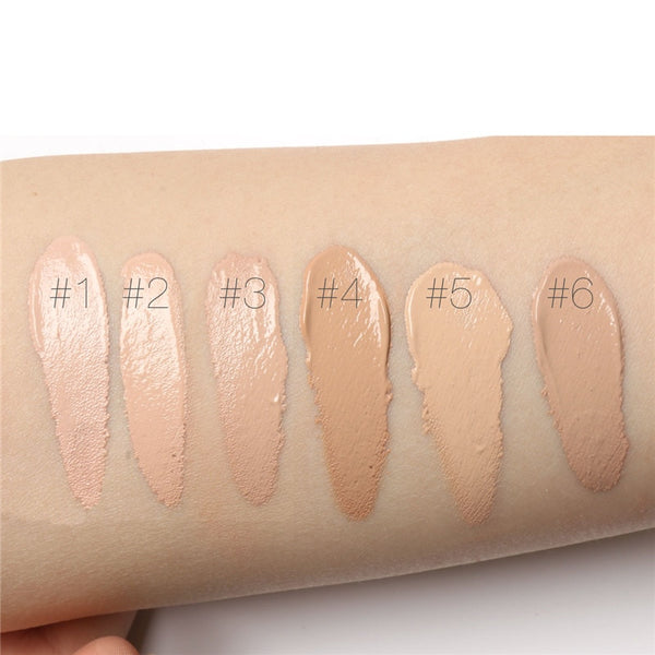 Professional Ladies Make Up SPF 15 Sun Block Matte BB Cream Natural Long Lasting Face Concealer Makeup Base BB CC Cream