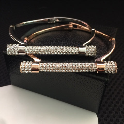 crystal bangle luxury Horseshoe bracelets & bangles
