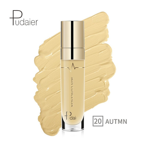 Pores Full Coverage Concealer Cream Makeup Oil Brighten Face Contour Foundation