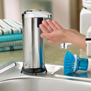 Automatic Sensor Infrared Handfree Sanitizer Soap Dispenser