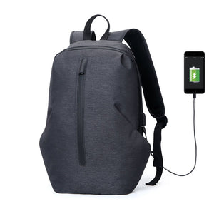 USB Charge waterproof Anti Theft Backpack Men 15inch Laptop Backpacks
