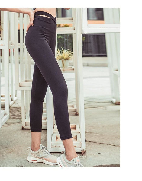 Attitude Leggings - black / L