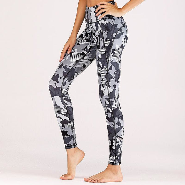 Camouflage Performance Leggings