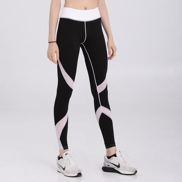 Mesh Patchwork Fitness Leggings Any 2 $28.99