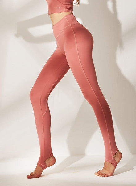 Yogis Favorite Leggings - red / L