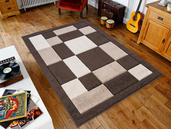 Anti Skid Havana Rugs & Runner- 8 Colours 8 Sizes