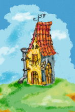 Load image into Gallery viewer, Fairy castle