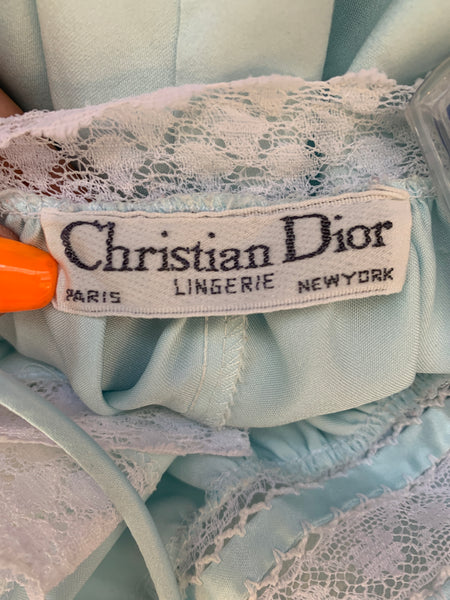 Baby Blue Christian Dior