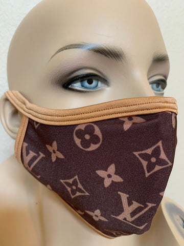 Brown on Brown Mask