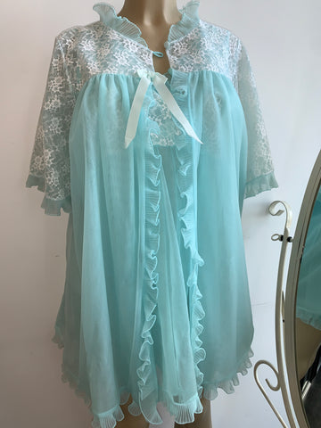Light Teal 2 Pc