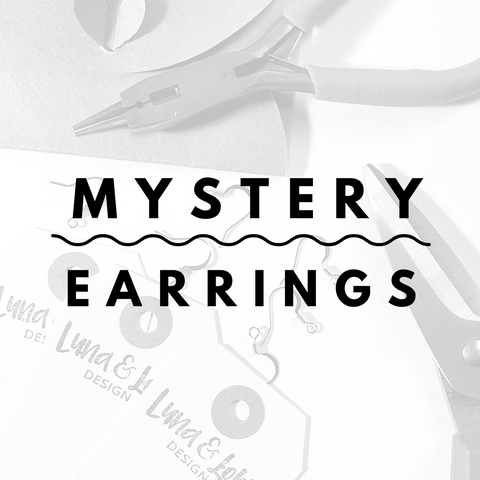 Mystery Earrings - $5 Special