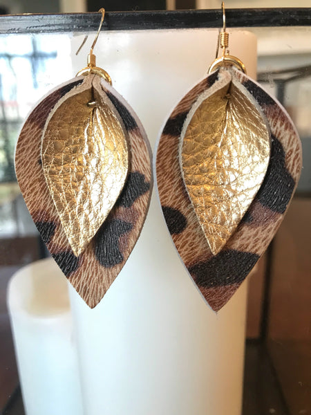 katie-double-layered-leather-leaf-shaped-earrings-in-metallic-gold-and-leopard