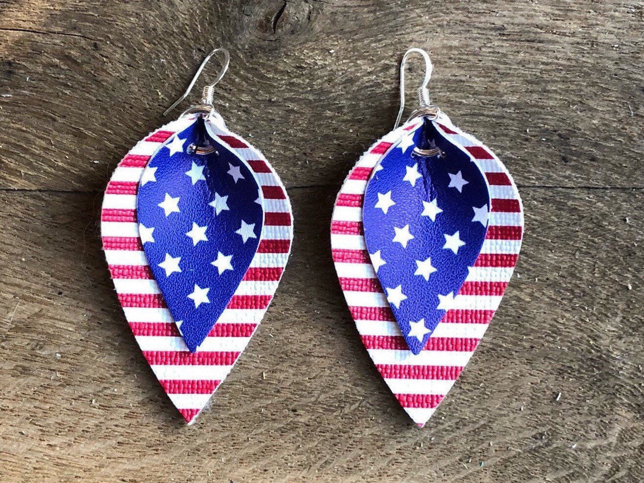 americana-katie-double-layered-vegan-leather-leaf-shaped-earrings