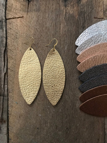 hannah-long-oval-leather-earring