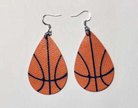 basketball-earrings