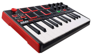 Akai Professional MPK Mini MKII | 25-Key Portable USB MIDI Keyboard - Review