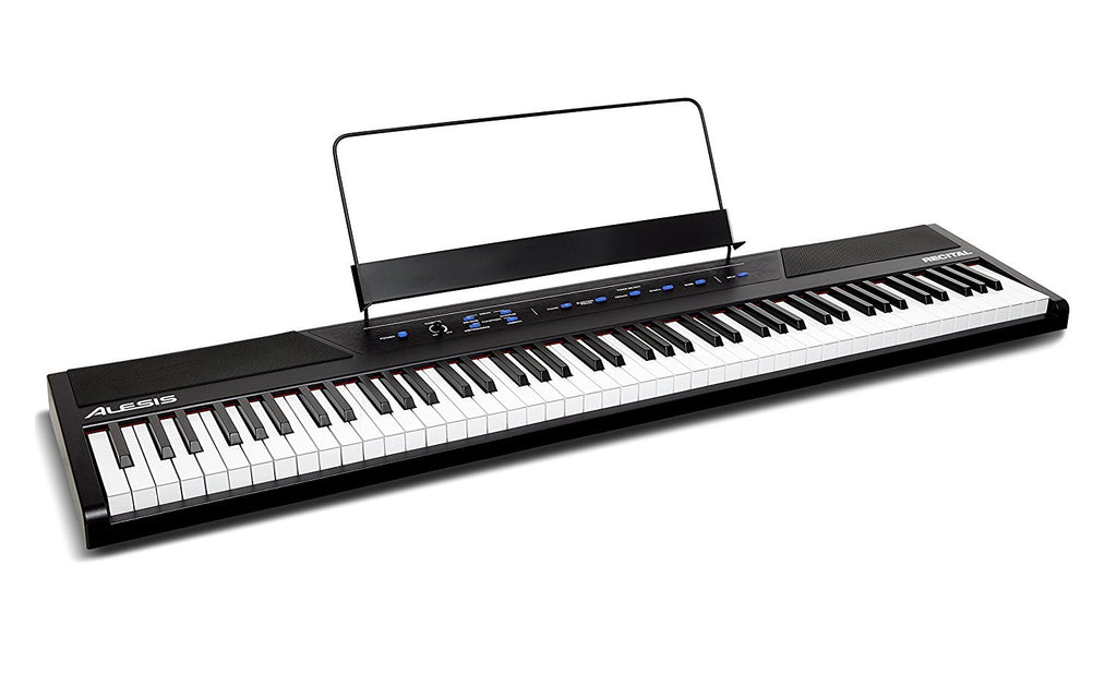 Alesis Recital 88-Key Beginner Digital Piano - Review