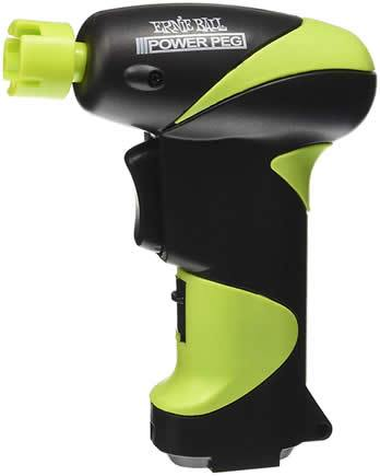 Ernie Ball PowerPeg Battery Powered String Winder Review