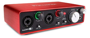 Focusrite Scarlett 2i2 (2nd Gen) - Review