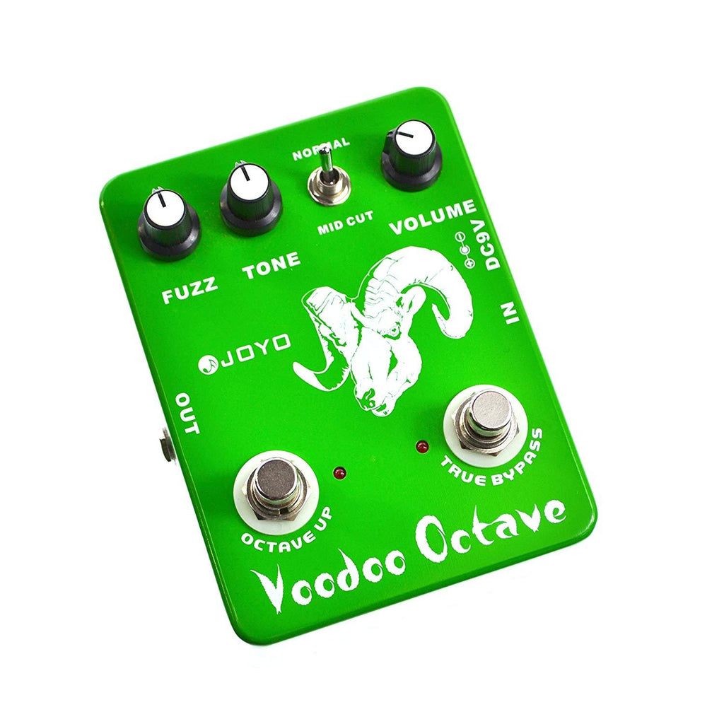 Joyo JF-12 Voodoo Octave Guitar Pedal Review