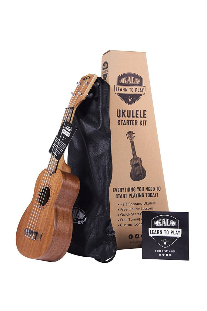 Kala 4-String Ukulele Light Mahogany - Review