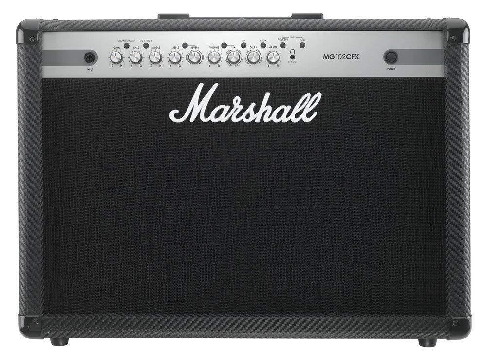 Marshall MG102CFX MG Series Guitar Combo Amp Review