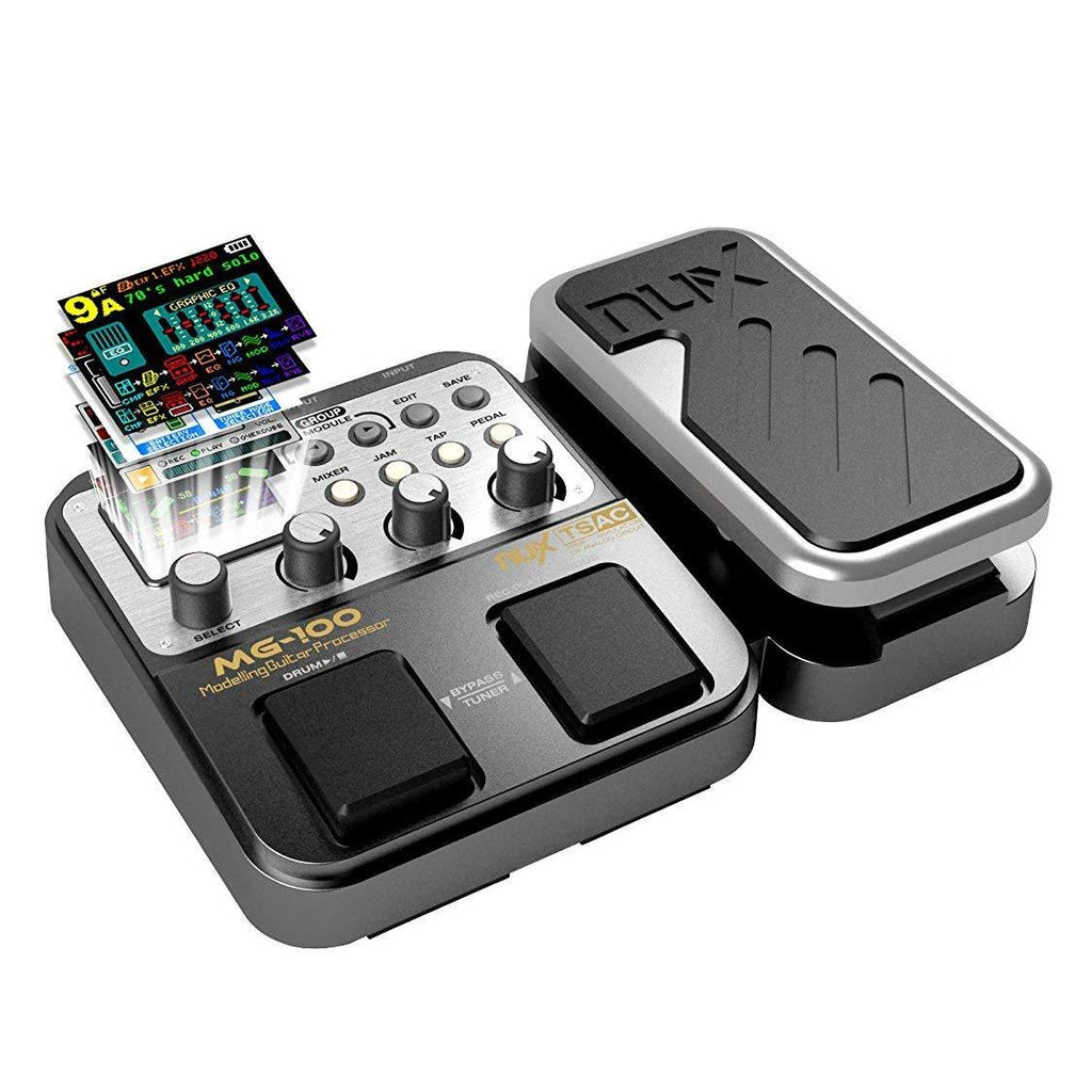 NUX MG-100 Multi-Effects Pedal - Review