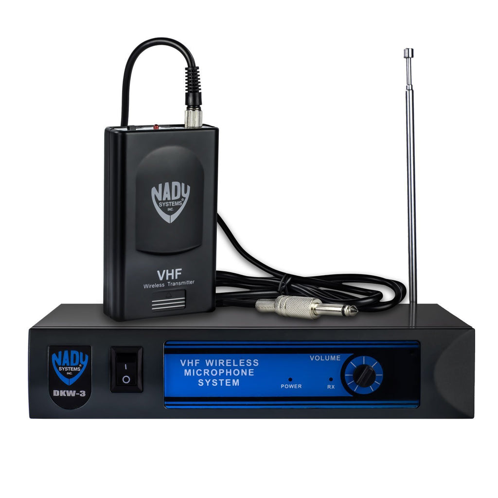 Nady DKW-3 GT Wireless Guitar System Review