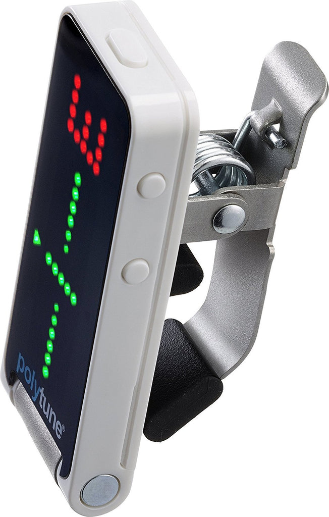 TC Electronic Clip-On Guitar Tuner - Review