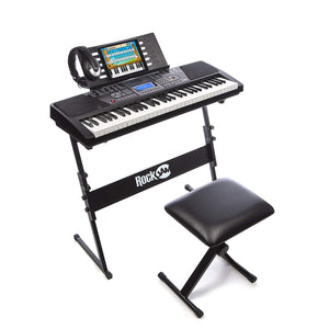 RockJam 61-Key Electronic Keyboard Piano - Review
