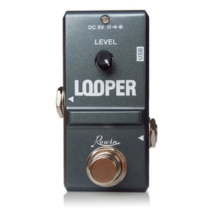 Rowin Tiny Looper Electric Guitar Effect Pedal Review
