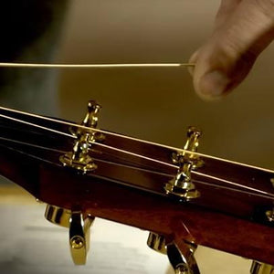 When should you change your guitar strings?