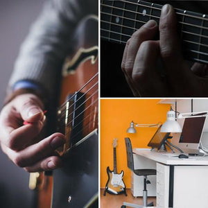 Are Online Guitar lessons Better Than Taking Them In Person?